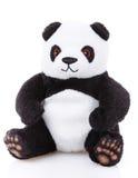 Dzieci bawją się, Miękka miś pluszowy panda Obraz Stock