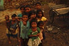 dzieci biedni Obraz Stock