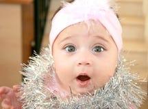 dzieci boże narodzenie Zdjęcia Royalty Free