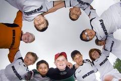 Dzieci BSC SChwalbach bawić się Obrazy Royalty Free