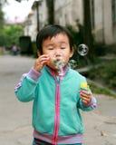 dzieci chińczyka bawić się Zdjęcia Royalty Free