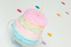 Dziecięcy zabawka tort Obrazy Stock
