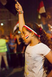 Dzieci Dzieli rewolucję Zdjęcia Stock