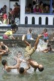 DZIECI INDONEZJA populacja Zdjęcia Stock