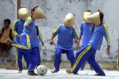 DZIECI INDONEZJA populacja Fotografia Royalty Free
