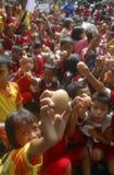 DZIECI INDONEZJA populacja Zdjęcie Stock