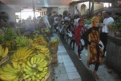 DZIECI INDONEZJA populacja Fotografia Stock