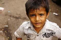 dzieci indyjscy Obrazy Royalty Free