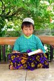 dzieci muslim zdjęcie stock