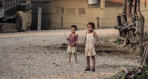 dzieci Nepal obrazy royalty free