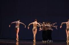 Dzieci noc balet Zdjęcie Stock