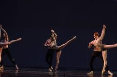 Dzieci noc balet Obrazy Stock