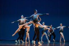 Dzieci noc balet Obraz Stock