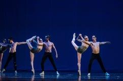 Dzieci noc balet Zdjęcia Royalty Free