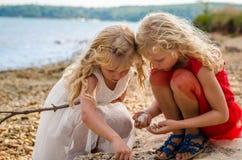 dzieci się grać Zdjęcie Royalty Free