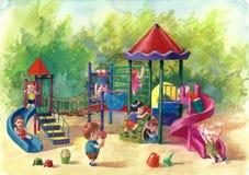 Dzieciństwo Zdjęcie Royalty Free