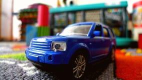 Dzieciństwo samochód Obrazy Stock