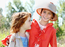 dzieci szczęśliwi szczęśliwy obraz royalty free
