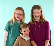 dzieci szczęśliwi Zdjęcia Stock