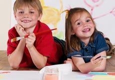 dzieci target541_1_ zdjęcia royalty free