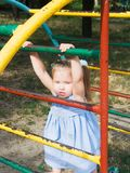 dzieci to miasto Zdjęcie Stock