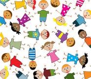 dzieci światowi Fotografia Royalty Free
