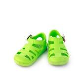 Dzieciaków buty Obraz Stock