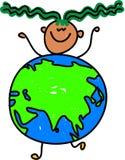 dzieciak azjatykci ilustracja wektor