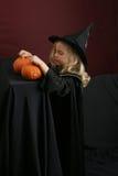 dzieciak halloween. Zdjęcie Royalty Free