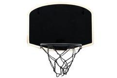 Dzieciak koszykówki obręcz Zdjęcia Stock