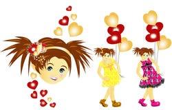 Dzieciak moda Zdjęcie Royalty Free