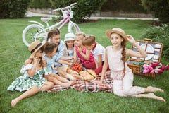 Dzieciak mody pojęcie obraz stock