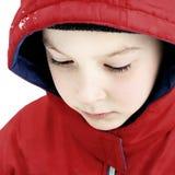 dzieciak smutny fotografia stock