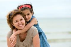 dzieciak szczęśliwa matka Obraz Stock