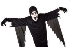 Dzieciak w Halloween Obraz Royalty Free