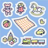 Dzieciak Zabawki Obraz Stock