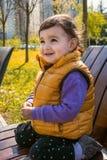 Dzieciaka portret Zdjęcia Stock