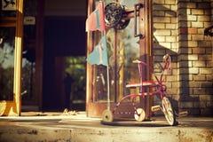 Dzieciaka Rower Obraz Royalty Free