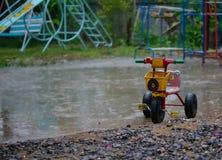 Dzieciaka rower Zdjęcia Stock