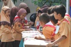 Dzieciaka rynek Dla Stażowej przedsiębiorczości Fotografia Royalty Free