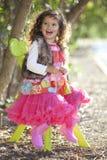 dzieciaka target2523_0_ Zdjęcia Royalty Free