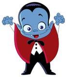 dzieciaka wampir Zdjęcia Royalty Free