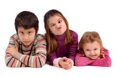 Dzieciaki Fotografia Royalty Free