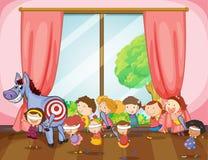 Dzieciaki Obraz Royalty Free