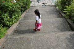 Dzieciaki i rodzice w parku obraz royalty free