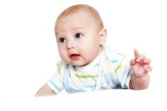 dziecka śmieszny piękny Fotografia Royalty Free