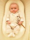 dziecka bassinet Zdjęcia Royalty Free