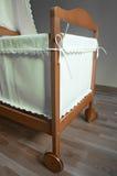 dziecka bassinet zdjęcie royalty free