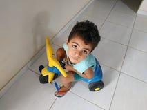 dziecka bawić się obraz stock