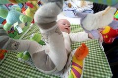 dziecka bawić się Zdjęcie Stock